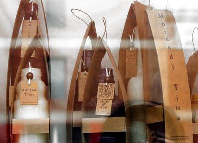设计周-五味杂陈的时光纪念 蜡烛装置展示