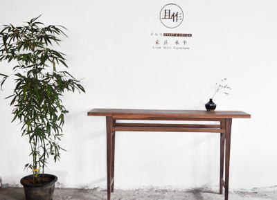 2013北京国际设计周 且作-家具承平
