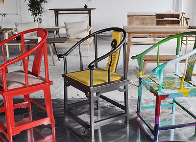 【北京设计周】原创设计:第一把交椅