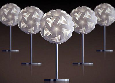 2013北京国际设计周-花之序系列灯具